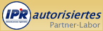 autorisiertes IPR Partnerlabor